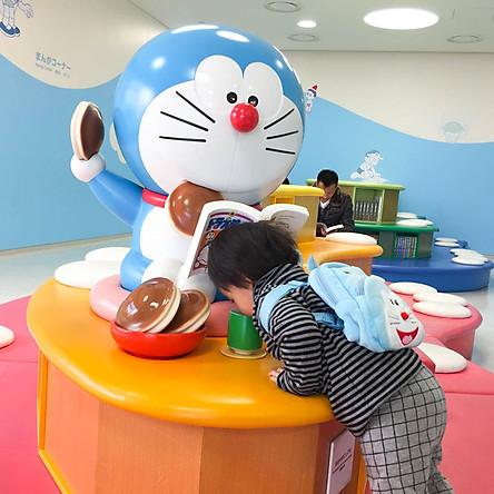 Vé Bảo Tàng Fujiko F Fujio Museum Tokyo