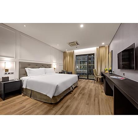 Khách sạn dát vàng Golden Bay Đà Nẵng 5*  - Buffet Sáng - Miễn phí đón sân bay.