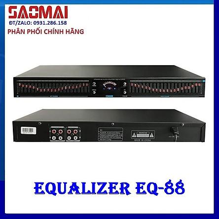 Lọc tiếng 40 cần Equalizer YooMinh EQ-88