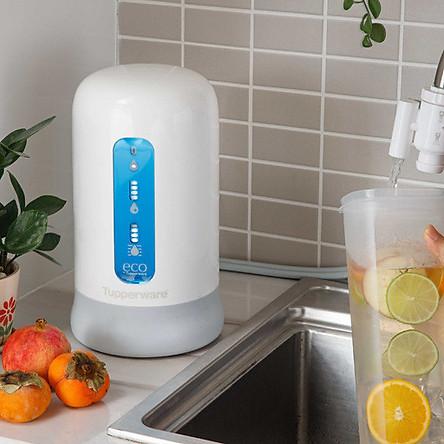 Máy lọc nước Tupperware Nano Nature (hàng chính hãng, bao gồm lõi lọc và lõi bổ sung khoáng)