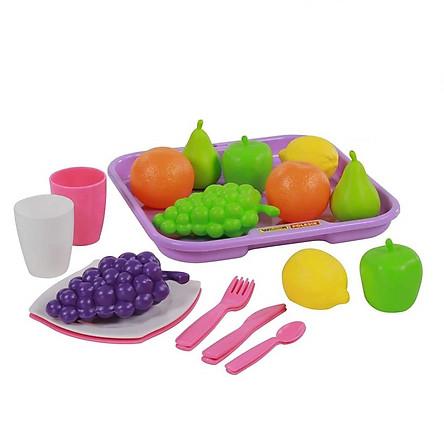 Bộ đồ chơi hoa quả Số 2 (21 chi tiết)