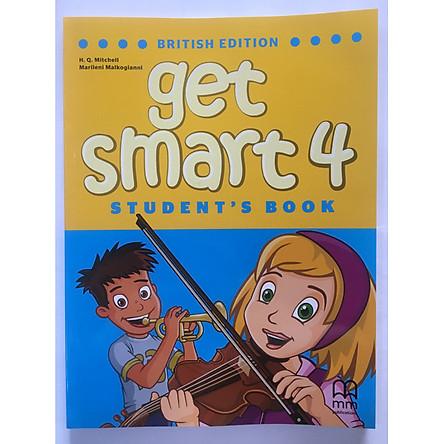 Get Smart 4 (Brit.) (Student's Book)