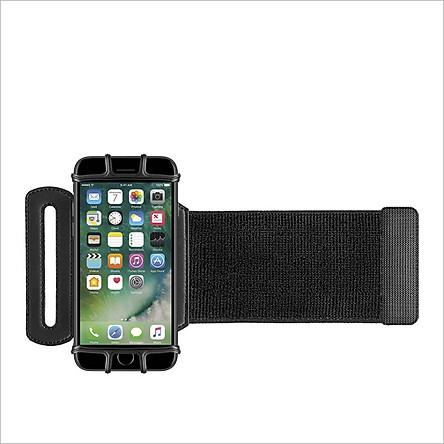 Bao đựng điện thoại đeo tay thiết kế điều chỉnh xoay tròn