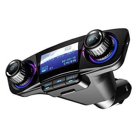 Máy Nghe Nhạc Bluetooth Đa Năng Cho Ô Tô BT06