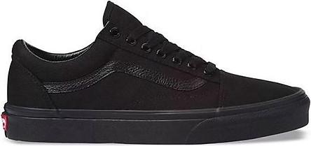 Giày sneaker unisex Vans Old Skool All Black - VN000D3HBKA