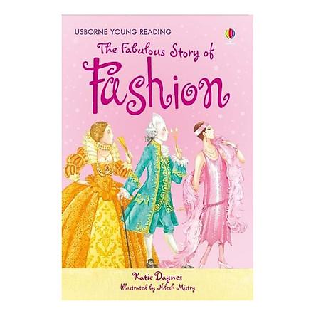 Usborne The Fabulous Story of Fashion