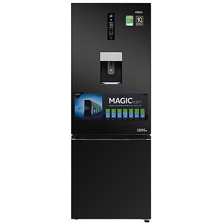 Tủ lạnh Aqua Inverter 288 lít AQR-IW338EB BS - Hàng chính hãng