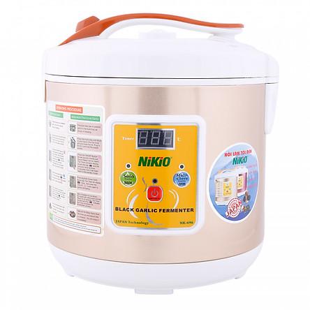 Nồi làm tỏi đen Nikio NK-696 (6L) - Hàng Chính Hãng