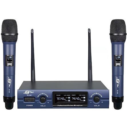 Micro Karaoke Không Dây JSJ - SV-322 Hàng Chính Hãng