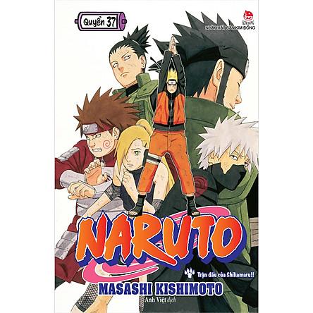 Naruto Tập 37: Trận Đấu Của Shikamaru!!