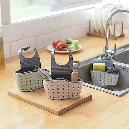 Giỏ Treo Đồ Nhà Bếp, Nhà Tắm Đa Năng Tiện Dụng - Màu ngẫu nhiên