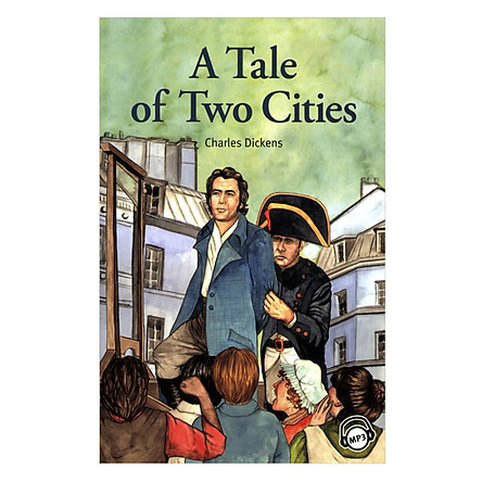 Compass Classic Readers 5: A Tale Of Two Cities (With Mp3) (Paperback)