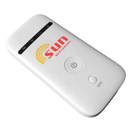 Bộ Phát Wifi Di Động 3G ZTE MF65 - Hàng Nhập Khẩu