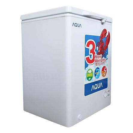Tủ Đông Aqua AQF-C210 (100L) - Hàng Chính Hãng