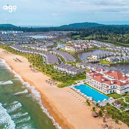 Villa Vinpearl Discovery WonderWorld Phú Quốc 2N1Đ | Ăn sáng & Vui chơi Vinwonder + Safari - Tặng phiếu quà tặng trị giá 500.000vnđ/phòng/villa