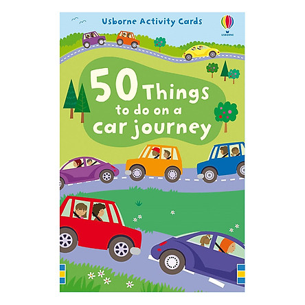 Usborne 50 things to do on a car journey