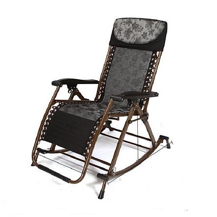 Ghế gấp - ghế xếp - ghế thư giãn- Ghế gấp thư giãn Dễ dàng gấp gọn