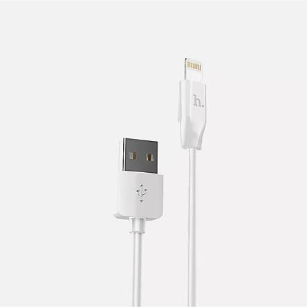 Cáp Sạc Lightning Hoco X1 dành cho iPhone/iPad/iPhone XS Max/iPhone 11/iPhone 11 Pro Max - Hàng chính hãng
