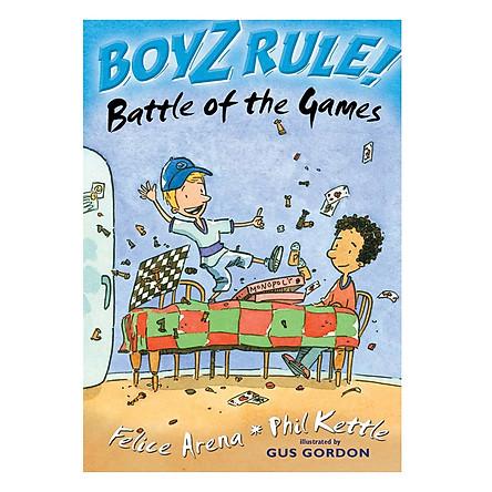 Boyz Rule: Battle Of The Games