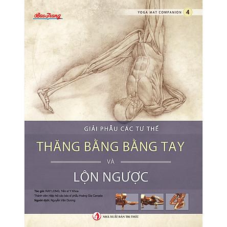 Giải phẫu Các tư thế Thăng bằng bằng Tay và Lộn ngược - Yoga Mat Companion 4