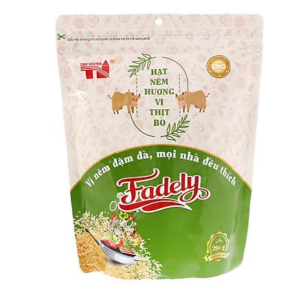 Hạt Nêm Fadely Vị Thịt Bò 390g