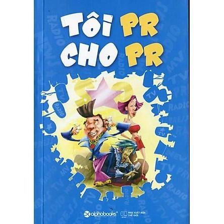 Sách - Tôi PR cho PR
