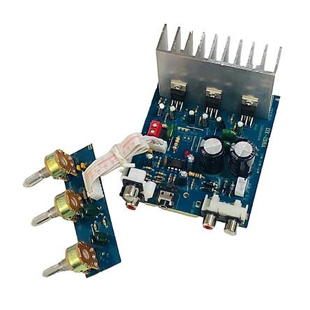 DIY TDA2030 2.1 3Channel Subwoofer Amplifier Board