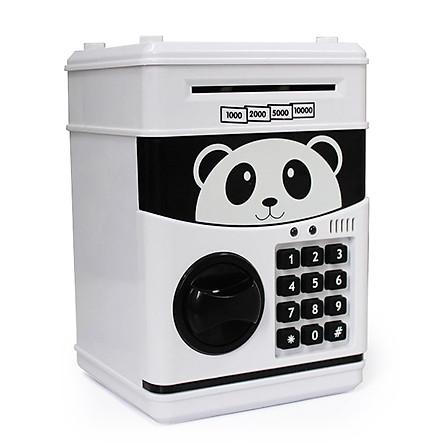 Két sắt mini V.1 hình gấu Panda