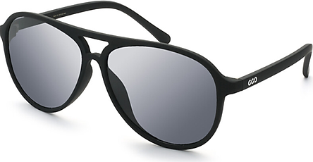 Blue (Bluekiki) Polarized Sunglasses Men and Women Sunglasses Fashion Street Shoot UV Protection Sunlight Driving Mirror Men and Women 7031 Black Frame Mercury