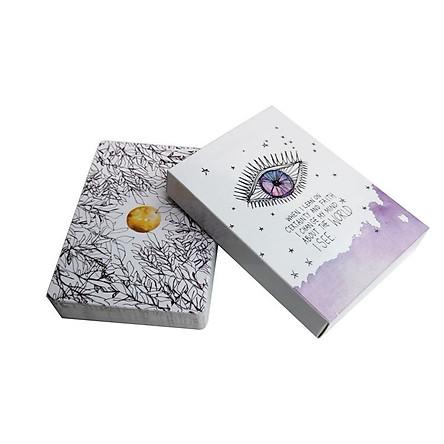 Bộ Bài Tarot Bói Toán Universe Mysterious Oracle Cards Tarot-Universe has your back Cao Cấp