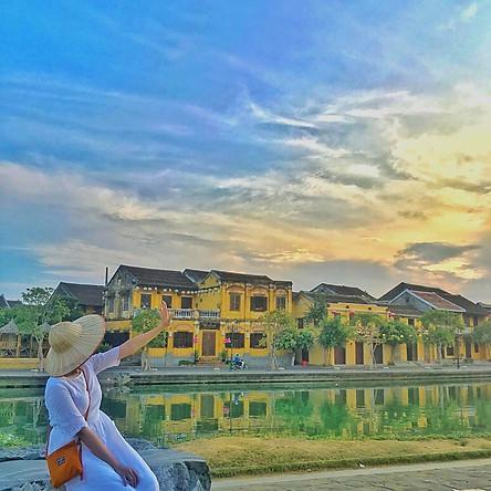 Tour 3N2Đ Đà Nẵng - Sơn Trà - Bà Nà - Hội An, Khách Sạn 3 Sao, Khởi Hành Hàng Ngày