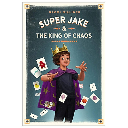 Super Jake & The King of Chaos