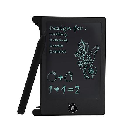 Bảng vẽ điện tử màn hình LCD 4.4 inch siêu mỏng có thể tái sử dụng với nút khoá