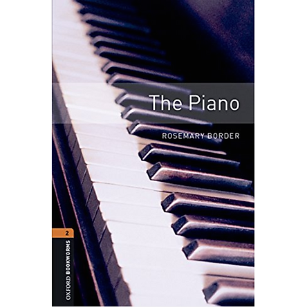 Oxford Bookworms Library (3 Ed.) 2: The Piano MP3 Pack