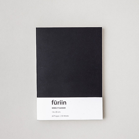 Furiin - Sổ Kế Hoạch Tuần | Weekly Planner