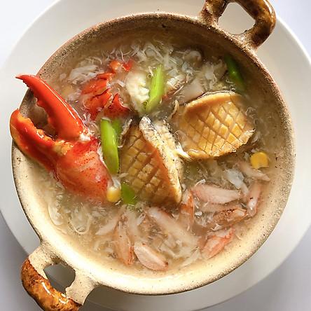 Lobster Bay - Voucher 1 phần Súp BigBowl