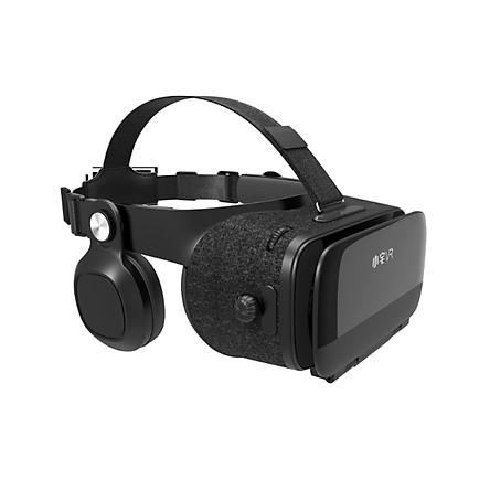 Kính thực tế ảo Bobo VR Z5 phiên bản thấu kính Bluelens (Hàng nhập khẩu) mang đễn trải nghiệm mọi không gian thời gian ngay tại nhà
