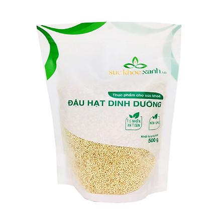 Hạt quinoa (diêm mạch) trắng (White Quinoa) Peru-Nam Mỹ