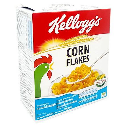 """[Chỉ Giao HCM] - Thức ăn ngũ cốc Kellogg""""s Corn Flakes - hộp 25gr"""