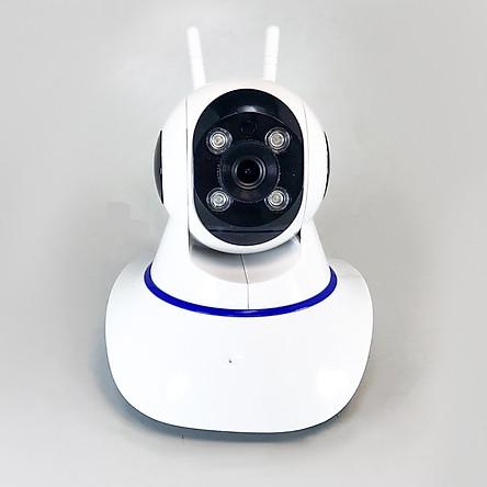 Camera wifi 2 râu 4 led Yoosee HD-720P 05HA Hàng chính hãng