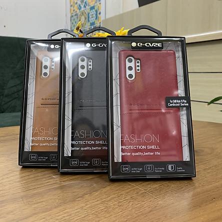 Ốp lưng Galaxy Note 10 Plus G-Case chứa thẻ - Hàng chính hãng