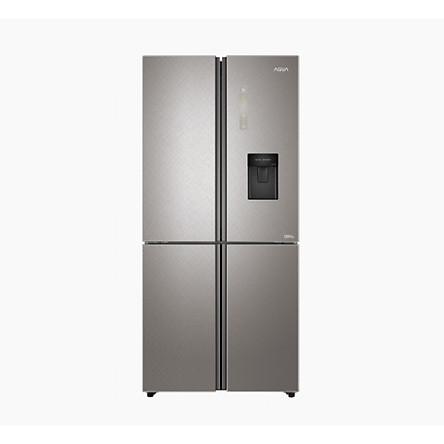 Tủ lạnh Aqua Flex Cooling Inverter 456 lít AQR-IGW525EM(GP) - Hàng chính hãng (chỉ giao HCM)