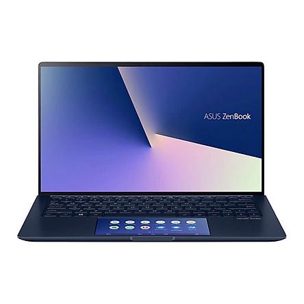 Laptop Asus ZenBook UX334FAC-A4059T (Core i5-10210U/ 8GB LPDDR3 2133MHz/ 512GB SSD M.2 PCIE/ 13.3 FHD IPS/ Win10) - Hàng Chính Hãng