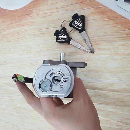 Ổ khóa dành cho xe NOUVO LX chống trộm hiệu quả - G2824