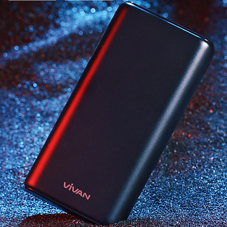 [[ KÈM VIDEO - Chỉ 30p sạc 50% pin iPhone X ]] - Pin sạc dự phòng 20000mAh 3 cổng USB Vivan   22.5W - 5A cổng Type C Sạc nhanh QC 3.0 Power Delivery PD - VPB-H20S - Hàng Chính Hãng
