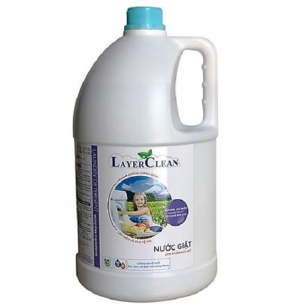 Nước giặt Layer Clean hương Ocean Breeze 5L