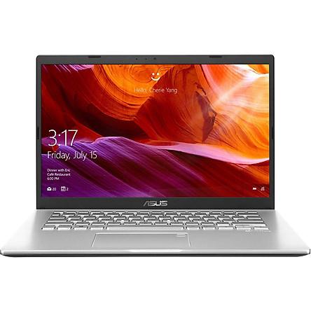 Laptop Asus 14 X409MA-BV033T (P-N5000/ 4GB DDR4 2400MHz/ HDD 1TB 5400rpm, x1 slot SSD M.2/ 14HD/ Win10) - Hàng Chính Hãng