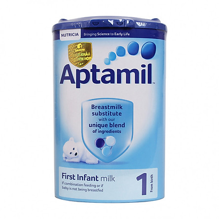 Sữa Bột Aptamil 1 First Infant Milk (900g)