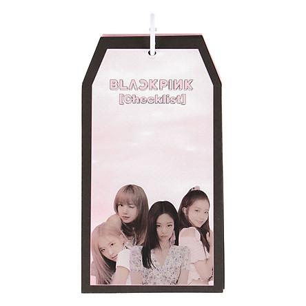Blackpink YG Official Goods Chapter1 Checklist