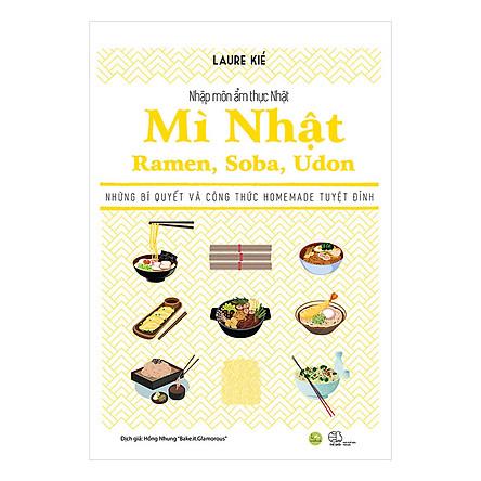 Mì Nhật - Ramen, Soba, Udon